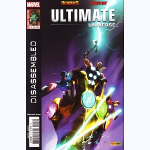 Ultimate Universe : n° 12, Disassembled