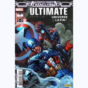 Ultimate Universe : n° 15, Cataclysm 3/3 - Ultimate Universe... La fin !