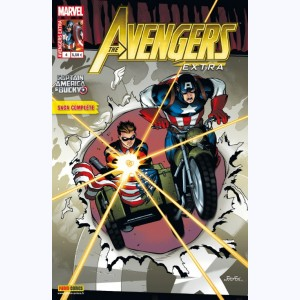 Avengers Extra : n° 4, Masques