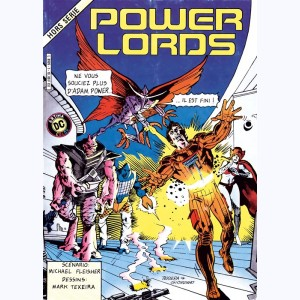 Power Lords : n° 1, Hors série