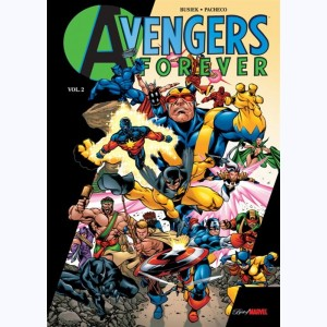 Best of Marvel (2ème Série) : n° 23, Avengers forever vol.2