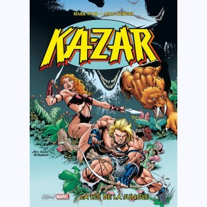 Best of Marvel (2ème Série) : n° 38, Ka-Zar - La loi de la jungle
