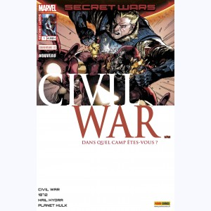 Secret Wars - Civil War : n° 1A