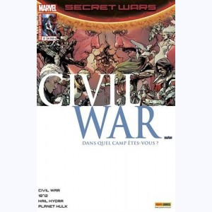 Secret Wars - Civil War : n° 2