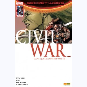 Secret Wars - Civil War : n° 3