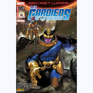 Secret Wars - Les Gardiens de la galaxie : n° 3B