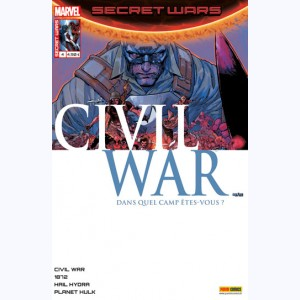 Secret Wars - Civil War : n° 4