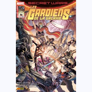 Secret Wars - Les Gardiens de la galaxie : n° 4