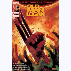 Secret Wars - Old Man Logan : n° 4A