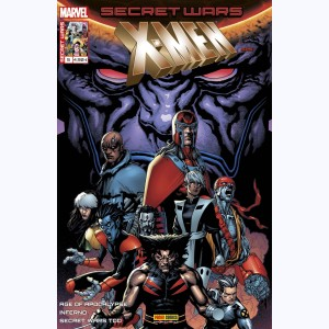 Secret Wars - X-men : n° 5
