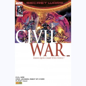 Secret Wars - Civil War : n° 5