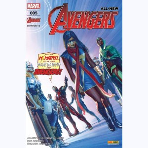 All-New Avengers : n° 5A