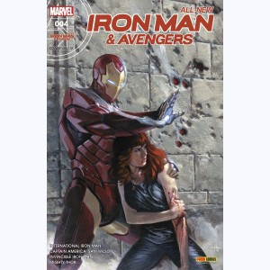 All-New Iron Man & Avengers : n° 4A