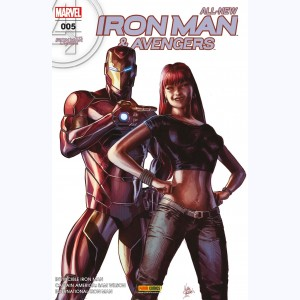 All-New Iron Man & Avengers : n° 5