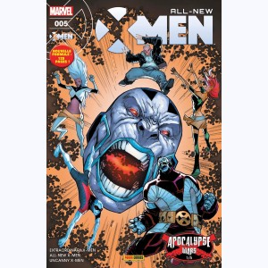 All-New X-Men : n° 5