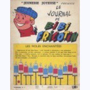 Le Journal de Bibi Fricotin