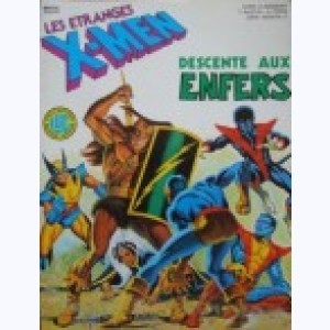 Les Etranges X-Men (HS)