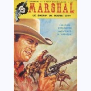 Marshal le Shérif de Dodge City