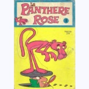 S rie la panth re rose sur www bd - Rosier panthere rose ...