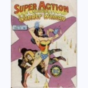 Super Action Wonder Woman