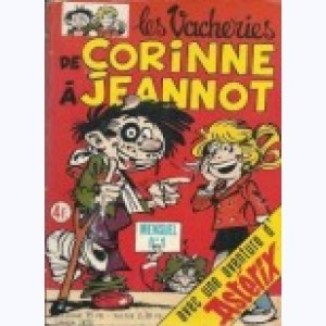 Les Vacheries de Corinne à Jeannot