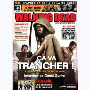 Walking Dead magazine