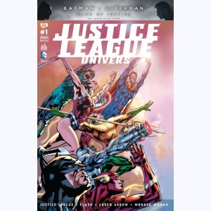 Justice League Univers